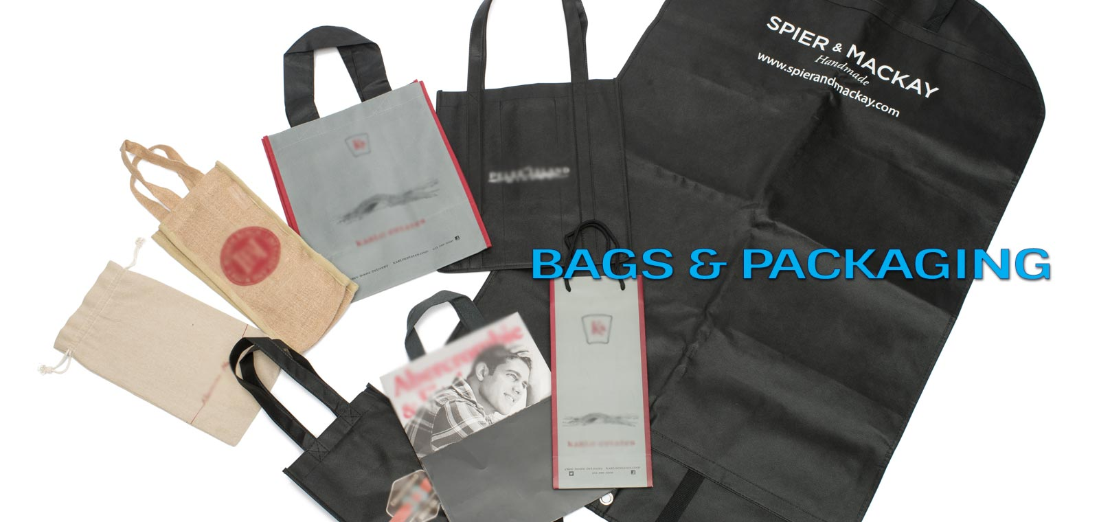 DK - BAGS AND PACKAGING